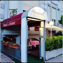 photo of machiavelli trattoria & winebar restaurant