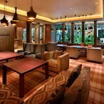 photo of 10 scotts - grand hyatt singapore restaurant