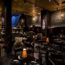 photo of black cat restaurant