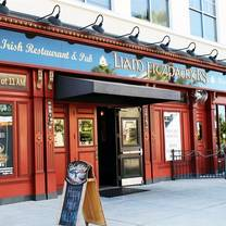 photo of liam fitzpatrick's restaurant