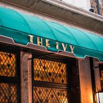 photo of the ivy restaurant