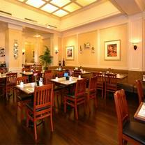 photo of luques restaurant and bar at the chancellor hotel restaurant