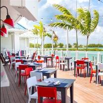 photo of angler & ale at hawks cay restaurant