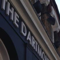 photo of the dartmouth arms restaurant