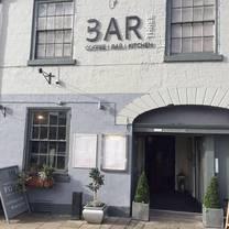 photo of bar three restaurant