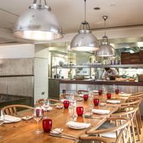 photo of butcher's block at gordon ramsay bar & grill restaurant