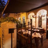photo of caffe roma sydney restaurant