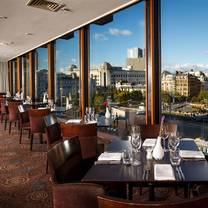 photo of the brasserie at mercure manchester piccadilly hotel restaurant