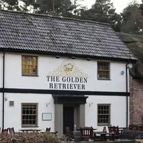 photo of the golden retriever restaurant