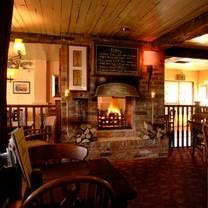 photo of the new inn restaurant