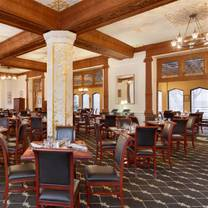 photo of macarthur's restaurant at the historic thayer hotel restaurant