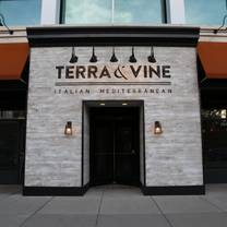 photo of terra & vine restaurant