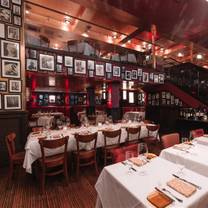 photo of strip house midtown restaurant
