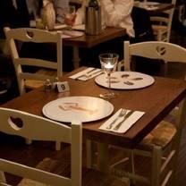 photo of the italian club fish restaurant restaurant