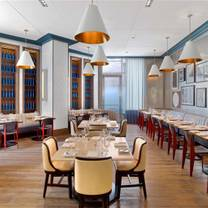 photo of lmno - le meridien new orleans hotel restaurant