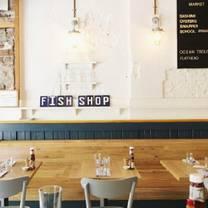 photo of the fish shop restaurant