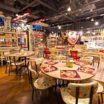 photo of comptoir libanais - manchester restaurant