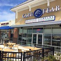 photo of cape fear seafood company - porters neck restaurant