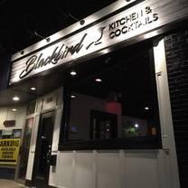 photo of blackbird kitchen & cocktails restaurant