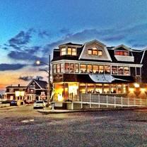 photo of quick's hole tavern restaurant