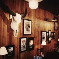 photo of red dog saloon nottingham restaurant