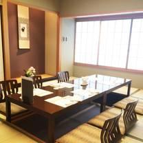 photo of keyaki - palace hotel omiya restaurant
