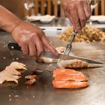 photo of teppanyaki chinatown restaurant