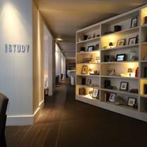 photo of the study at modern honolulu restaurant