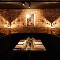 foto van chin chin melbourne restaurant
