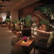 photo of the grove at the modern honolulu restaurant
