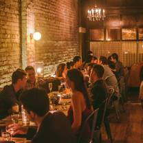 photo of maude's liquor bar restaurant
