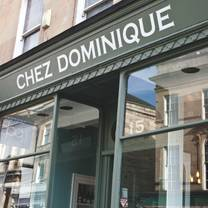 photo of chez dominique restaurant