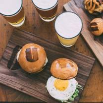 photo of umami burger - the grove restaurant