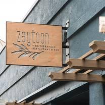 photo of zaytoon restaurant
