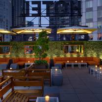 photo of empire rooftop @ empire hotel restaurant