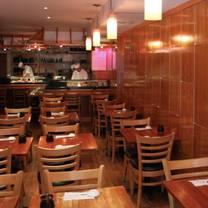 photo of ginza japanese restaurant