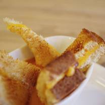photo of rosey's grilled cheese bistro restaurant