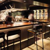 photo of momofuku ko - counter seating restaurant