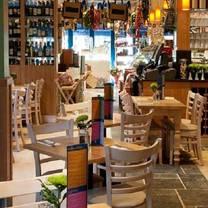 photo of valentina weybridge restaurant