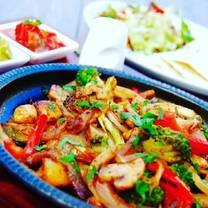 photo of fajitas mexican bar & grill edge lane restaurant