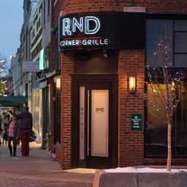 photo of rnd corner grille restaurant