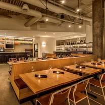 photo of commerson restaurant restaurant