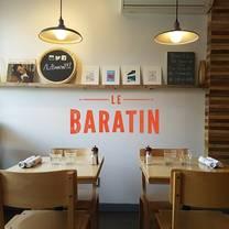 foto von le baratin restaurant