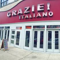 photo of grazie italiano restaurant