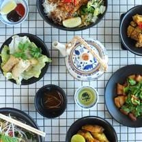 foto van misschu - exhibition st restaurant