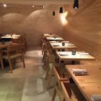 foto de restaurante merkavá