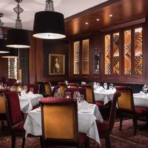 photo of hy's steakhouse vancouver restaurant