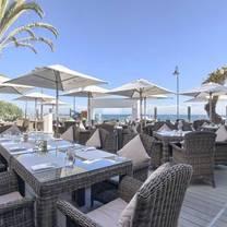 foto von olivia's la cala restaurant