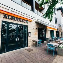 photo of the almanack restaurant