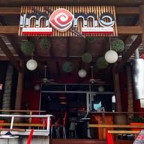 foto de restaurante imomo - hotel marina fiesta resort & spa
